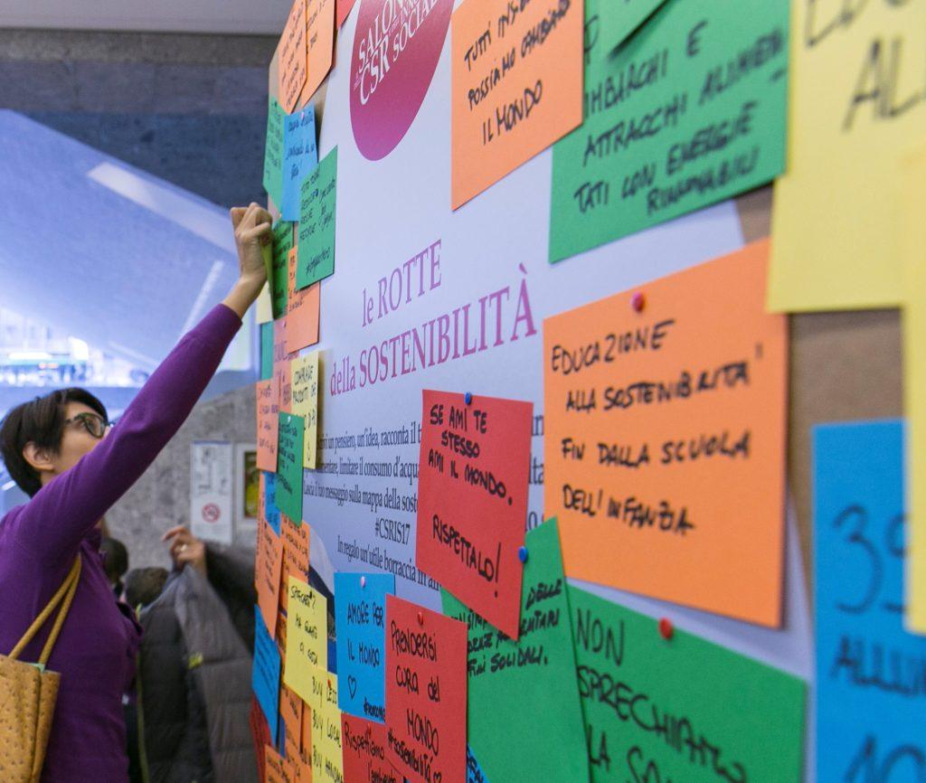 La sostenibilità del Salone