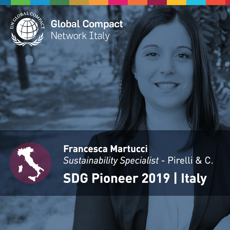 SDG Pioneers Local Round per l'avanzamento dei Global Goals 2030