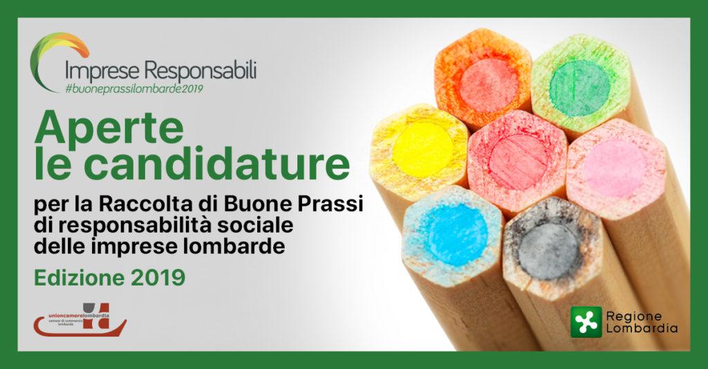 Buone Prassi di Responsabilità Sociale delle Imprese Lombarde