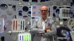 Carlo Giordanetti, CEO Swatch Art Peace Hotel