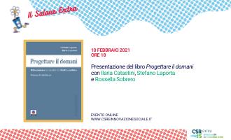 """""""Progettare il domani"""" di Ilaria Catastini e Stefano Laporta"""