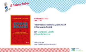 """""""Spider-Brand"""" di Giampaolo Colletti"""