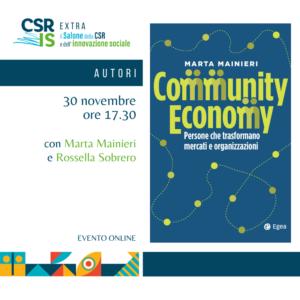 """Community economy"" di Marta Mainieri"