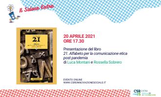 """""""21. Alfabeto per la comunicazione etica post pandemia"""" di Luca Montani"""