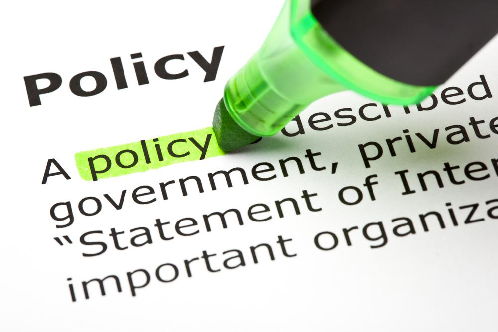 L'importanza delle policy
