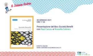 """""""Società Benefit"""" a cura di Carlo Bellavite Pellegrini e Raul Caruso"""