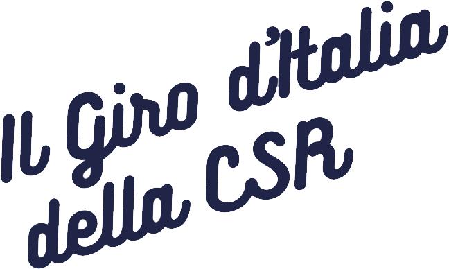 Il Giro d'Italia della CSR