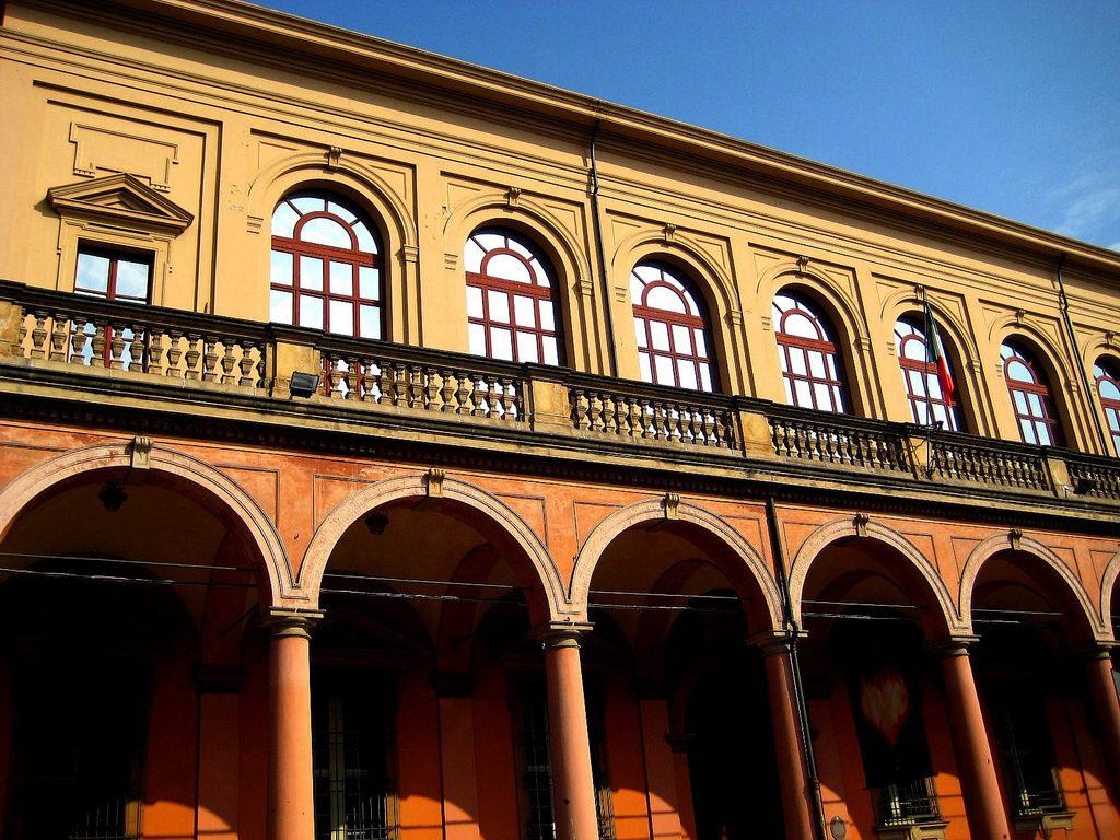 La tappa di Bologna