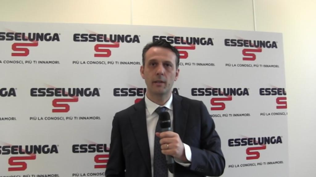 Luca Lattuada, direttore risorse umane e CSR manager di Esselunga